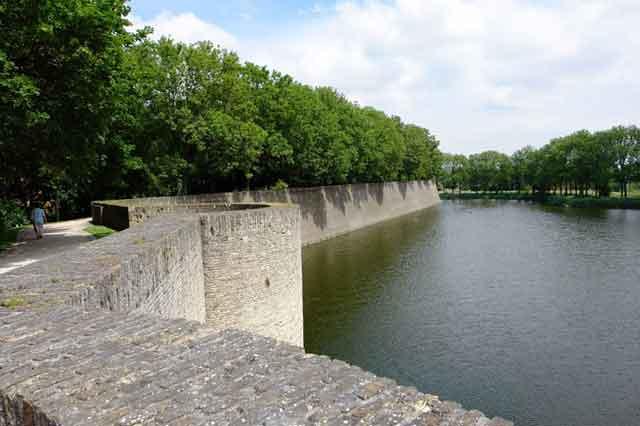 Крепостная стена Ипра