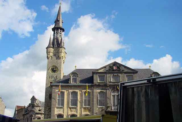 Lier, ратуша