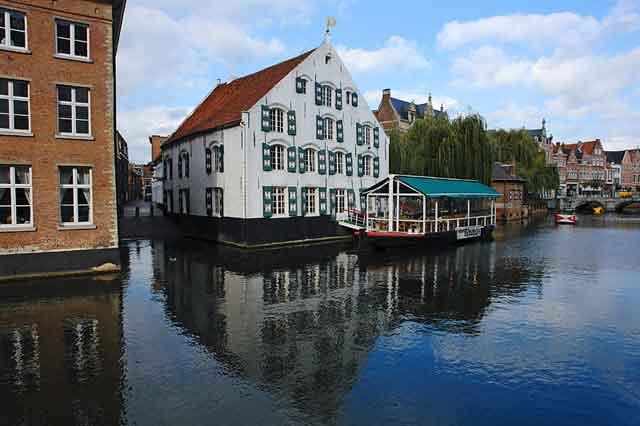 Каналы в Lier