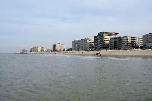 Пляжи Oostende