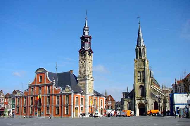Sint-Truiden, ратуша