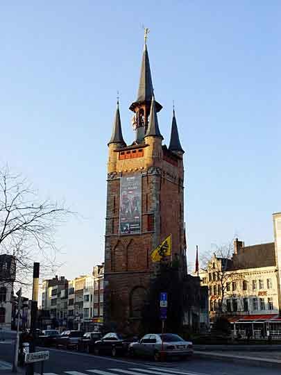 Колокольня в Kortrijk