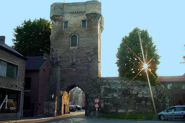 Крепостная стена Tongeren